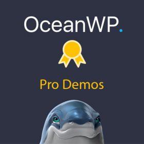 OceanWP Pro Demos 1.1.9