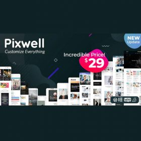 Pixwell – Modern Magazine