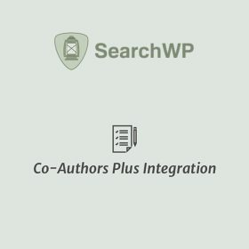 SearchWP Co-Authors Plus Integration