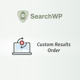 SearchWP Custom Results Order