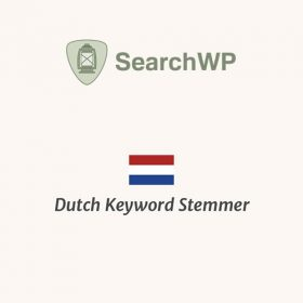SearchWP Dutch Keyword Stemmer