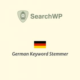SearchWP German Keyword Stemmer