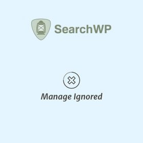 SearchWP Manage Ignored