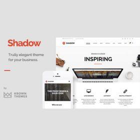 Shadow – Responsive & Retina Multi-Purpose Theme
