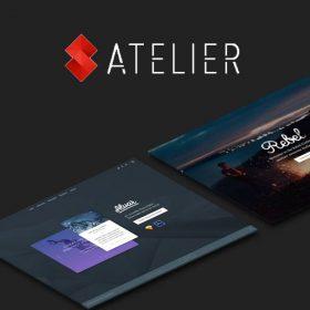 Atelier – Creative Multi-Purpose eCommerce Theme