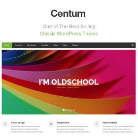 Centum – Responsive WordPress Theme