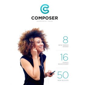 Composer – Responsive Multi-Purpose High-Performance WordPress Theme