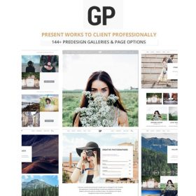 Grand Photography | Photography WordPress for Photography