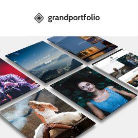 Grand Portfolio   Portfolio WordPress