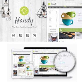 Handy – Handmade Shop WordPress WooCommerce Theme