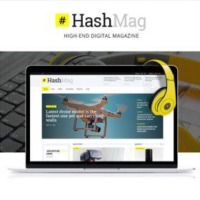 HashMag – Magazine