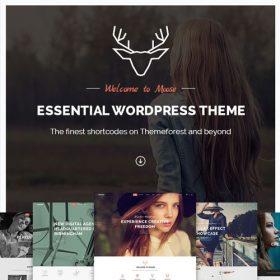 Moose – Creative Multi-Purpose Theme