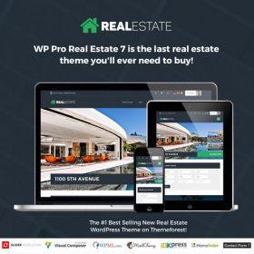 Real Estate 7 – Real Estate WordPress Theme