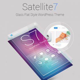 Satellite7 – Retina Multi-Purpose WordPress Theme