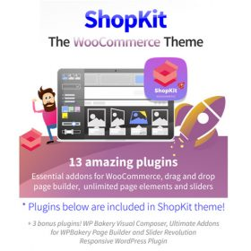ShopKit – The WooCommerce Theme