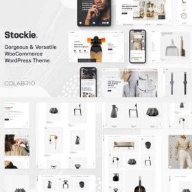 Stockie – Multi-purpose Creative WooCommerce Theme