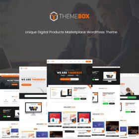 Themebox – Digital Products Ecommerce WordPress Theme