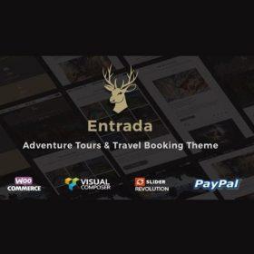 Tour Booking – Tour Adventure WordPress Theme – Entrada