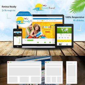 Trendy Travel – Tour, Travel & Travel Agency Theme
