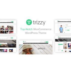 Trizzy – Multi-Purpose WooCommerce WordPress Theme