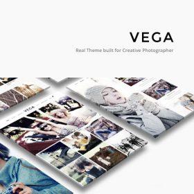 Vega   Photography WordPress