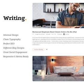 Writing Blog – Personal Blog
