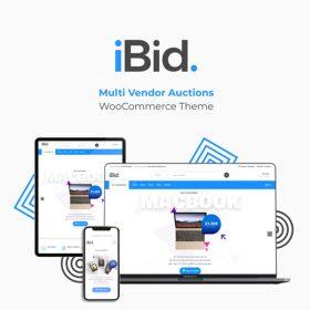 iBid – Multi Vendor Auctions WooCommerce Theme
