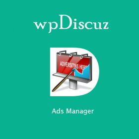 wpDiscuz – Ads Manager