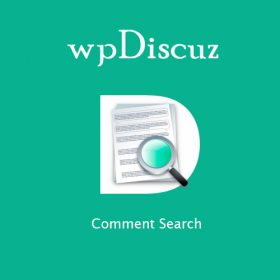 wpDiscuz – Comment Search