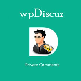 wpDiscuz – Private Comments