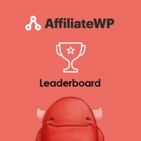 AffiliateWP Leaderboard