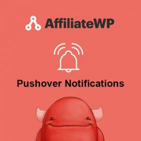 AffiliateWP Pushover Notifications