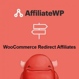 AffiliateWP WooCommerce Redirect Affiliates