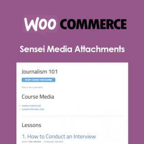 Sensei Media Attachments