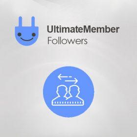 Ultimate Member Followers Addon 2.2.3
