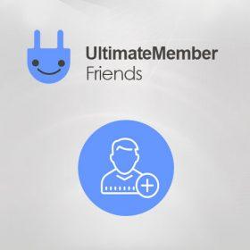 Ultimate Member Friends Addon 2.2.1