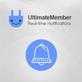 Ultimate Member Real-time Notifications Addon