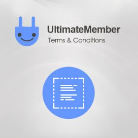 Ultimate Member Terms and Conditions Addon