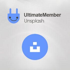 Ultimate Member – Unsplash Addon