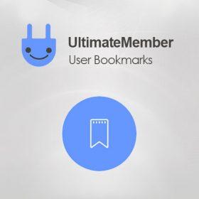 Ultimate Member – User Bookmarks Addon