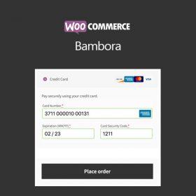 WooCommerce Bambora (Beanstream)