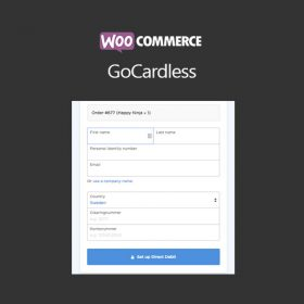 WooCommerce GoCardless