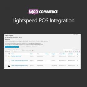 WooCommerce Lightspeed POS Integration