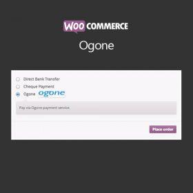 WooCommerce Ogone
