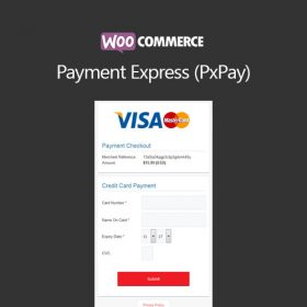 WooCommerce Payment Express (PxPay)