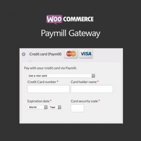 WooCommerce Paymill Gateway