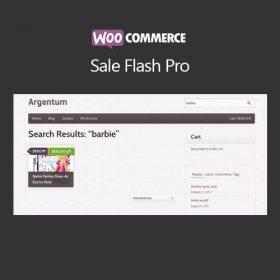 WooCommerce Sale Flash Pro