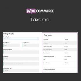 WooCommerce Taxamo