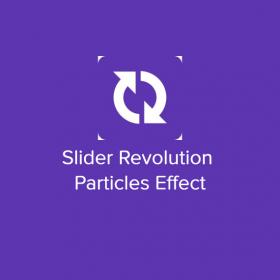 Slider Revolution Particles Effect