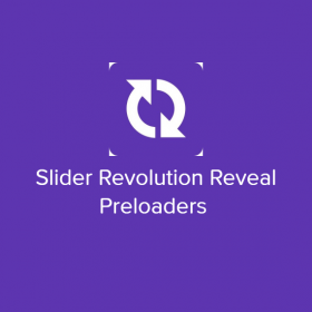 Slider Revolution Reveal Preloaders 2.1.0